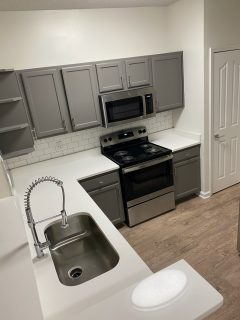 Platinum Floor Plan Kitchen
